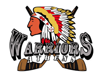 Athens Warriors Hockey Team