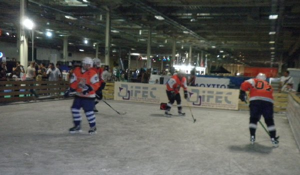 Metropolitan EXPO - Athens Warriors Hockey Team